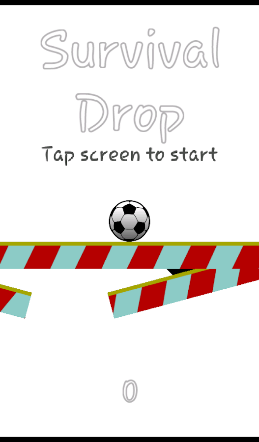 Bowling Ball - Survival Drop - screenshot