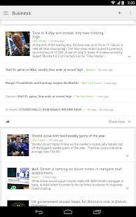 Google News & Weather Screenshot 15