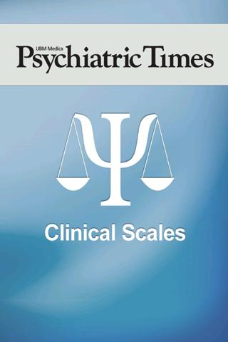 Clinical Scales for Android- screenshot
