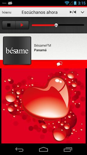 BésameFM para Android