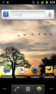 Sun Rise Live Wallpaper Pro - screenshot thumbnail
