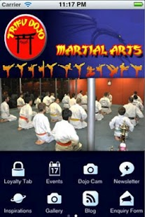 Trifu Dojo- screenshot thumbnail