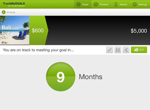 【免費財經App】TrackMyGOALS-APP點子