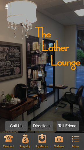 The Lather Lounge