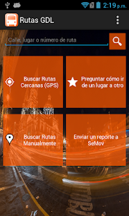 Rutas GDL- screenshot thumbnail