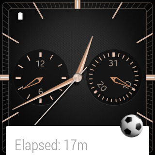 Match Timer for Android Wear