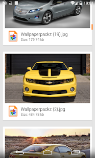 File Manager- screenshot thumbnail
