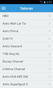 電視馬來西亞免費