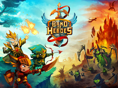 Band of Heroes- screenshot thumbnail
