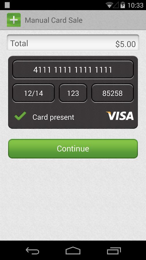 AprivaPay Plus- screenshot