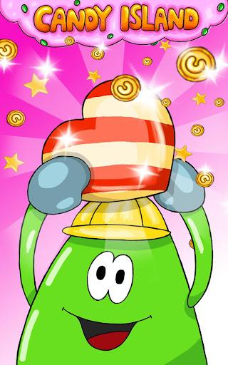 糖果島免費的糖果店 免費
