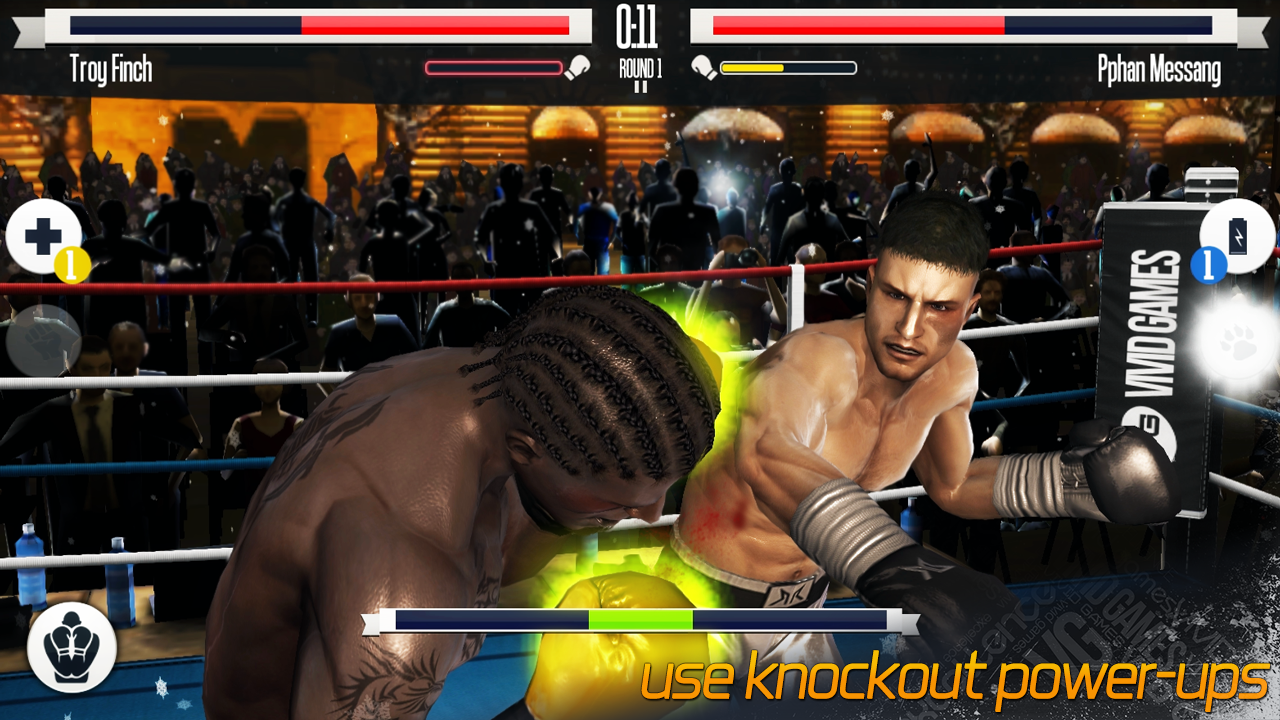 Real Boxing - screenshot