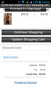 Rang Online Store screenshot 3