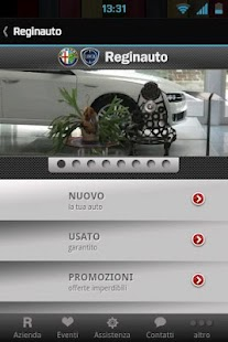 Reginauto Mobile - screenshot thumbnail