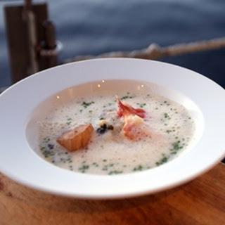 Shellfish Soup.