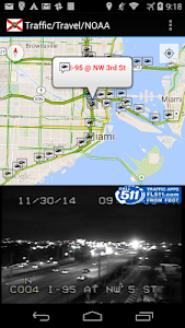 Miami Traffic Cameras Pro screenshot 0