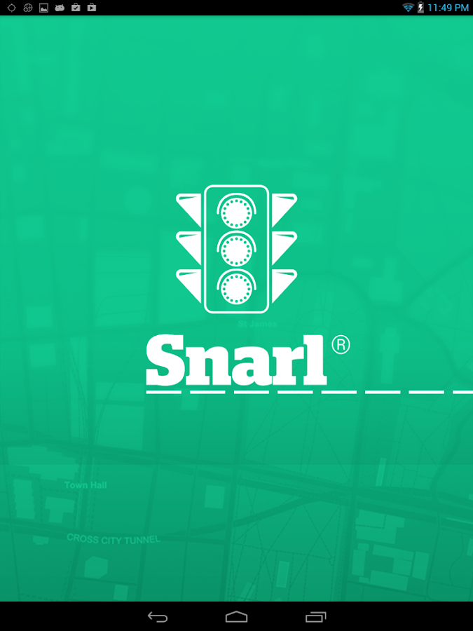 Snarl- screenshot