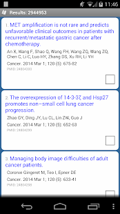 PubMed Mobile Pro- screenshot thumbnail