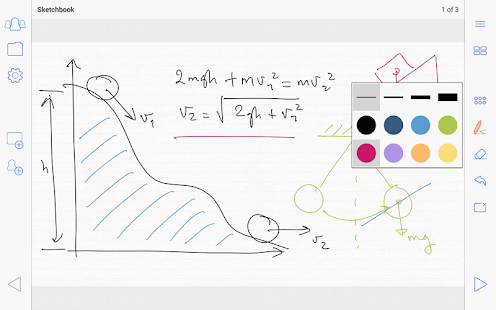 PPT and Whiteboard Sharing- screenshot thumbnail