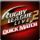 Rugby League Live 2: Quick icon
