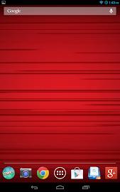 Anime Speedlines LWP Lite Screenshot 5