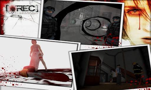 الان على الاندرويد  الرعب الحقيقي في  REC] - The videogame v1.1]
