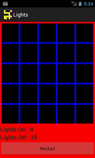 Lights puzzle