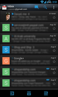 CM 10.2 - Blue Lime Theme Free - screenshot thumbnail