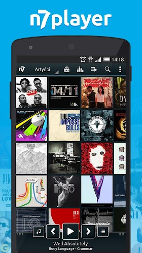 n7player Music Player Premium 3.0.4 APK