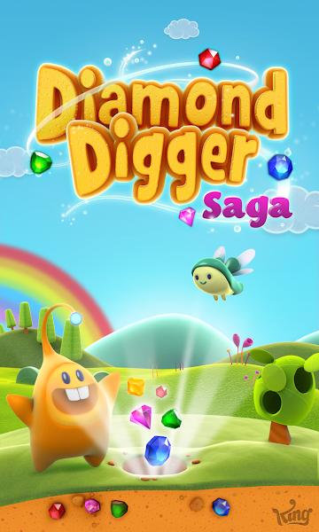 Diamond Digger Saga v2.12.1 (Mod)