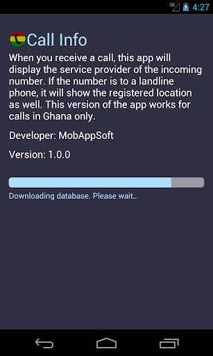 Call Info Ghana