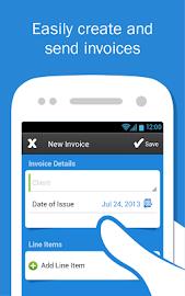 FreshBooks- Invoice+Accounting Screenshot 1