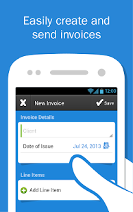 FreshBooks- Invoice+Accounting Screenshot 1