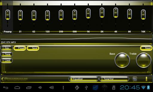 后皮肤黄色玻璃 個人化 App-愛順發玩APP