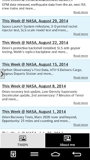 This Week At NASA
