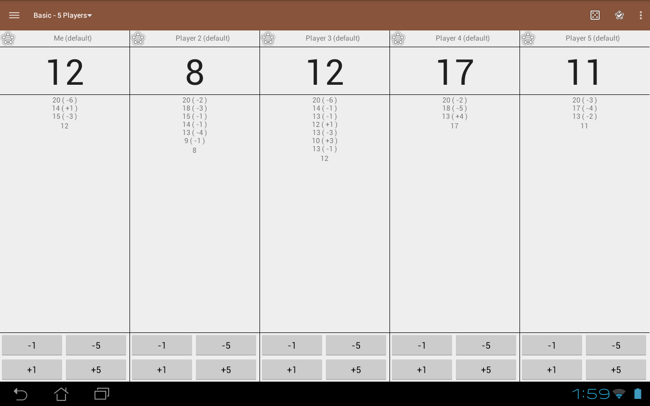 MTG Tracker & Life Counter- screenshot