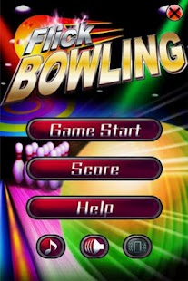 3D Flick Bowling Games- screenshot thumbnail