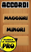 Screenshot of Accordi Chitarra FREE