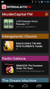 Intergalactic FM - screenshot thumbnail
