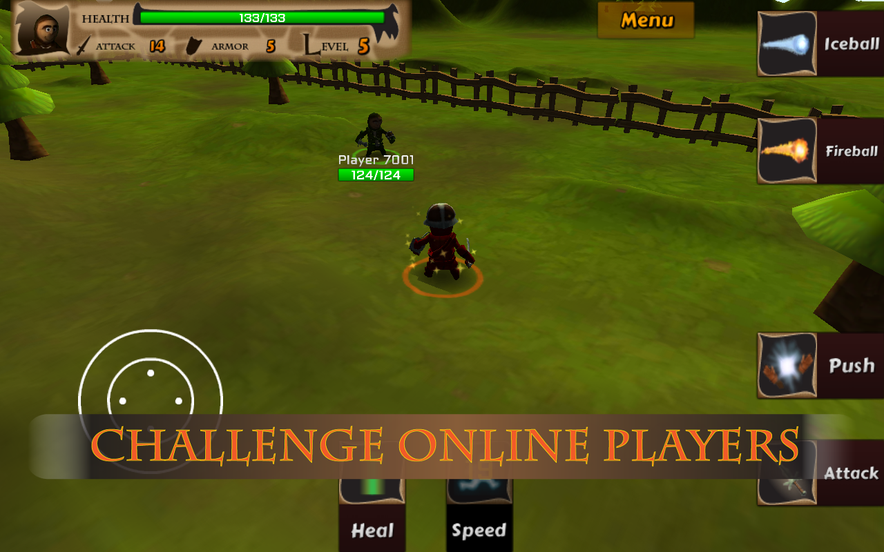 Mage Quest- screenshot