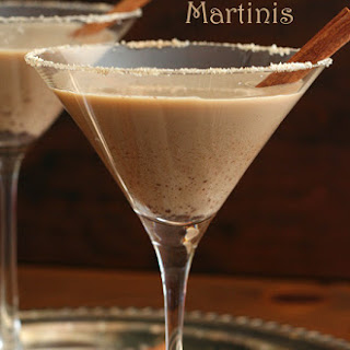 Gingerbread Martinis – Sugar-Free