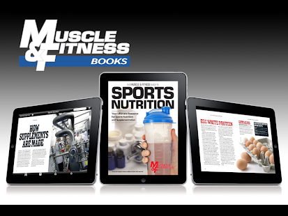 MUSCLE AND FITNESS BOOKS - screenshot thumbnail