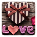 Love Hearts Live Wallpaper icon