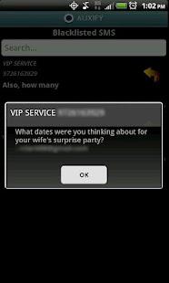 Auxify Call Blocker SMS Eraser- screenshot thumbnail