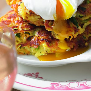 Poached Eggs And Vegetables Recipes.