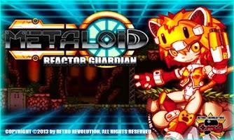 Screenshot of Metaloid : Reactor Guardian