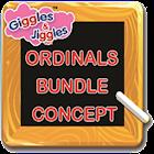 UKG - MATH'S - ORDINALS BUNDLE icon