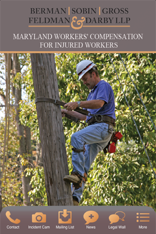 MARYLAND WORKERS COMP ATTORNEY