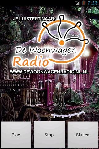 DeWoonwagenRadioPlayer