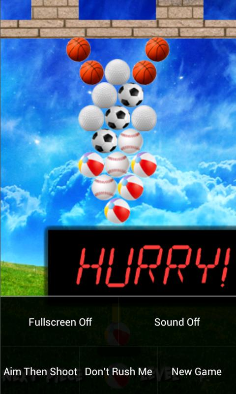 Sport Ball Shooter- screenshot